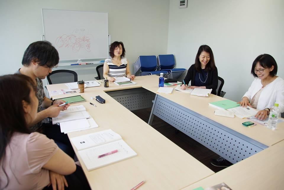 東京3期写真⑤みんなの講義風景